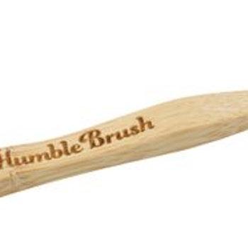 Humble Brush Bambutandborste vuxen svart soft 1st