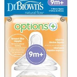 Dr Brown Dinapp Options + strl 4 2-pack