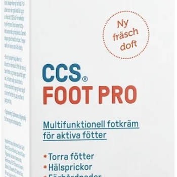 CCS Foot Pro 100 ml