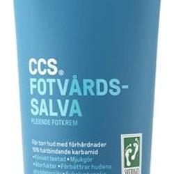 CCS Fotvårdssalva Parfymerad 175 ml
