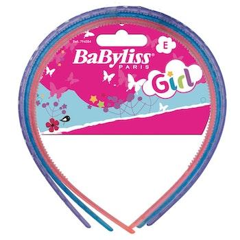 BaByliss Girl Diadem 3 St Kids