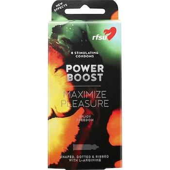 RFSU Power Boost Med Larginin 8 st