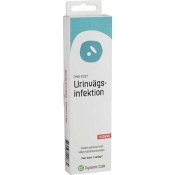 Dynamic Code Urinvägsinfektion Kvinna TEST