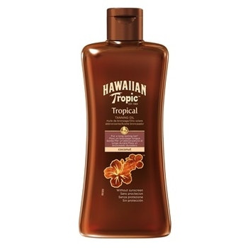 Hawaiian Tropic Tanning Oil 200 ml