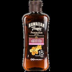 Hawaiian Tropic Protective Oil SPF 15 100ml