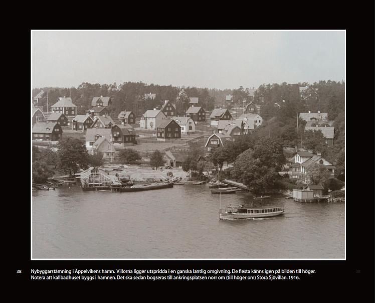 Trädgårdsstadens pionjärer – Gustaf Berghs bortglömda bildskatt