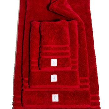 Badlakan Kosta Linnewäferi 65 x 130 cm_ 2 pack_Röd