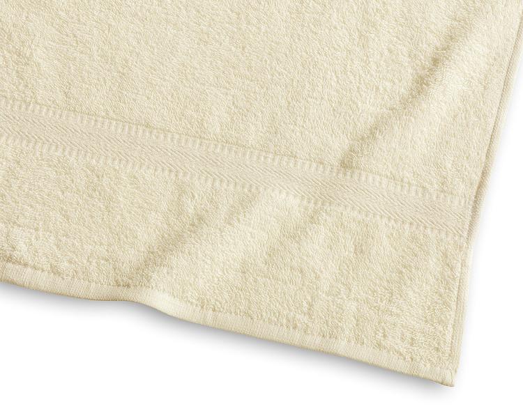 Harmony Bomulls Handduk 65x130 cm Natur