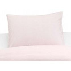Washed rosa örngott 50 x 60 cm