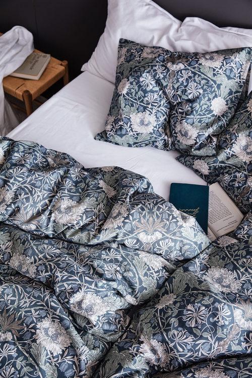 Hidcote bäddset premium cotton, 4 delar Vinga