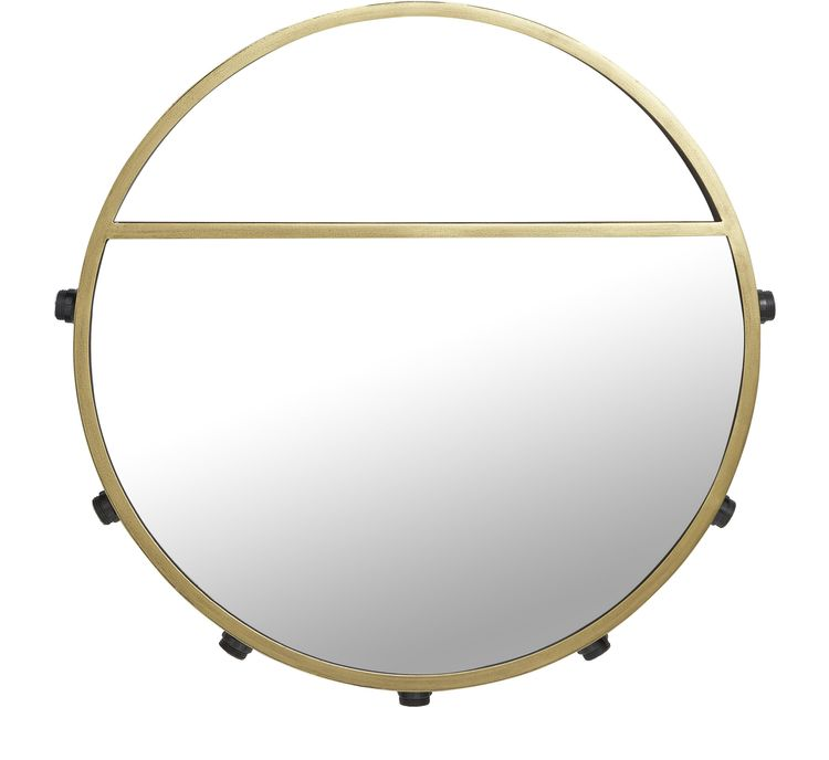 Spegellampa