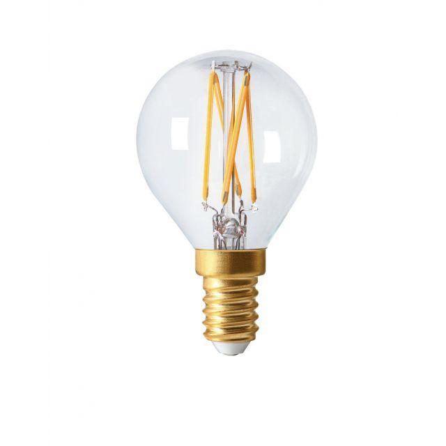 Klar LED Klot E14