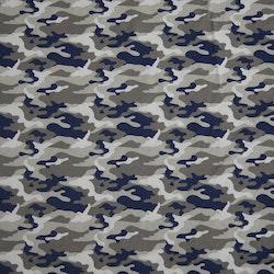 Bomull jersey militær