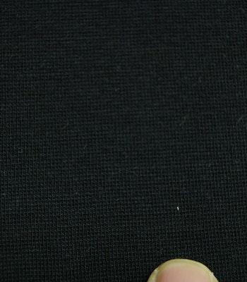 Ribb svart   x-bredde