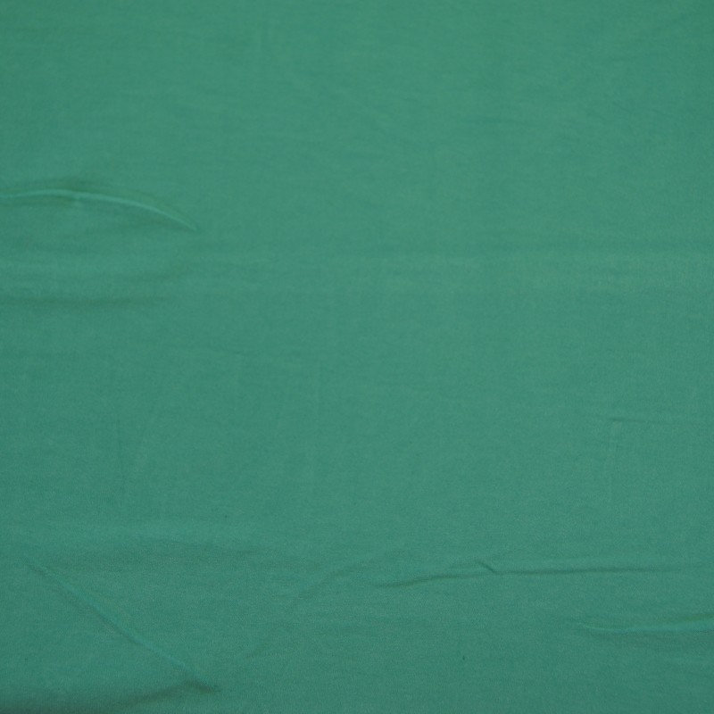 Viskose Jersey Lys sjøgrønn XL-bredde