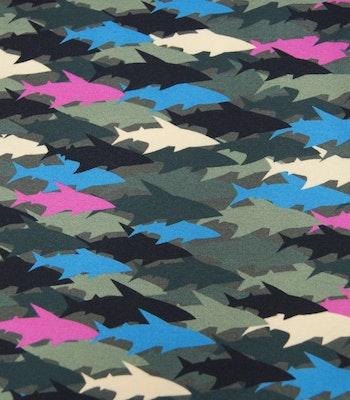 Bomull Jersey  shark