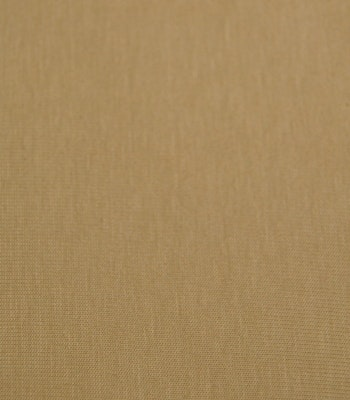 Bomull jersey beige