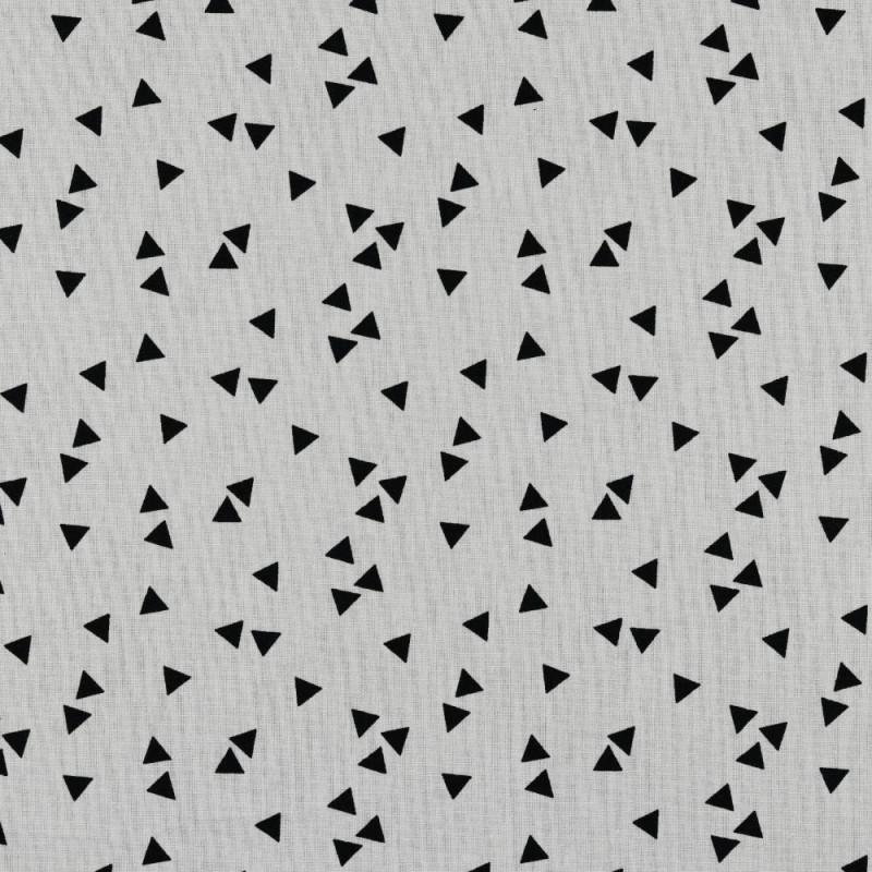 Bomull Triangler hvit
