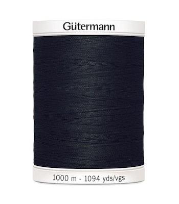 Gutermann 1000m svart