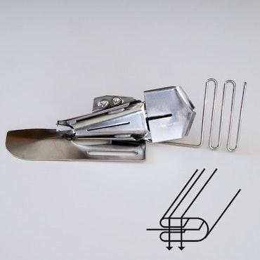 kantbåndsapart 50mm 4 bretter