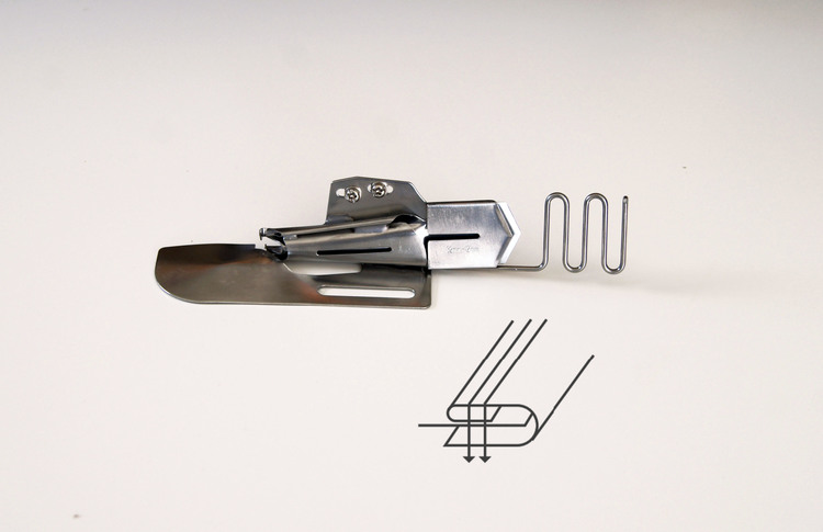 kantbåndsapart 32mm 3 bretter