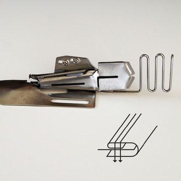kantbåndsapart 35 mm 3 bretter