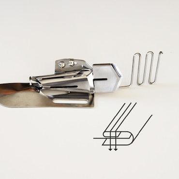 kantbåndsapart 38mm 3 bretter