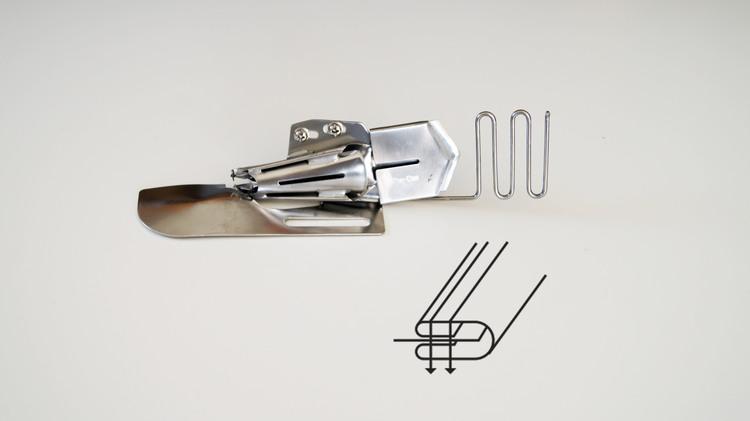 kantbåndsapart 40mm 4 bretter