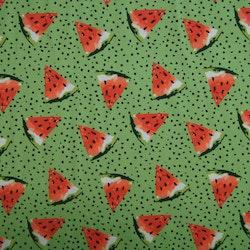 Bomull Jersey v.melon