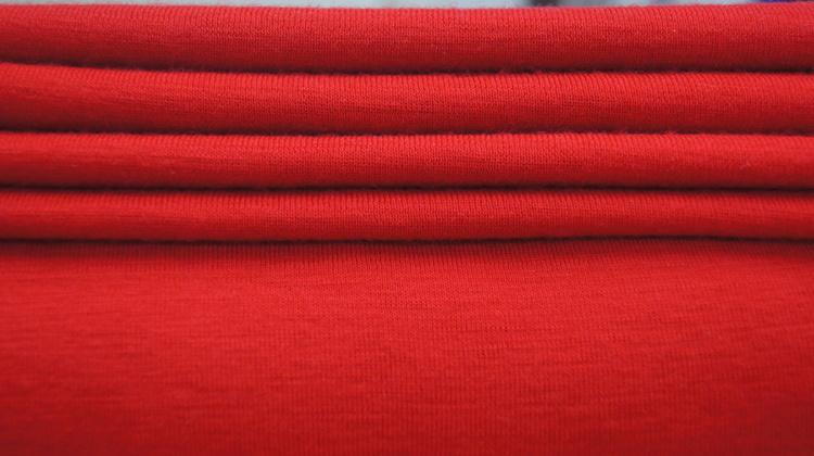 Ull Jersey Rød