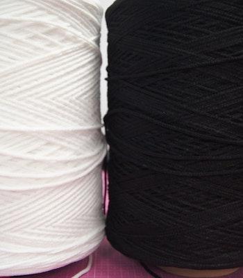 Munnbind strikk  3mm