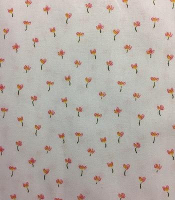 Bomulls poplin Flower