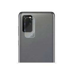 3-Pack 3D Samsung S20+ Bakkamera skärmskydd