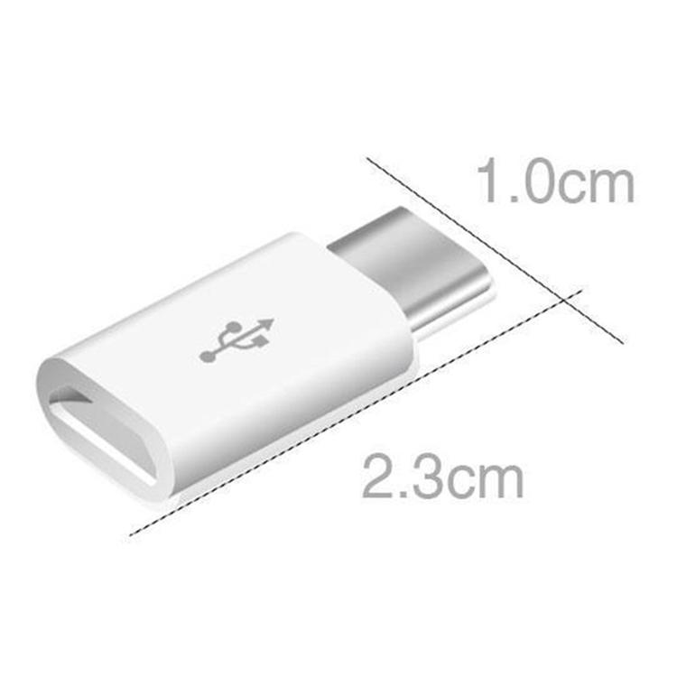 Micro USB till USB C adapter
