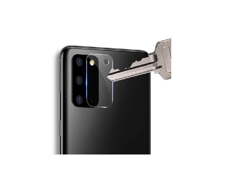 3-Pack 3D Samsung S20 Bakkamera skärmskydd
