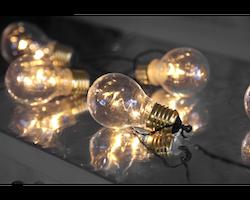 Star Trading, Ljusslinga Glow, Batteridriven