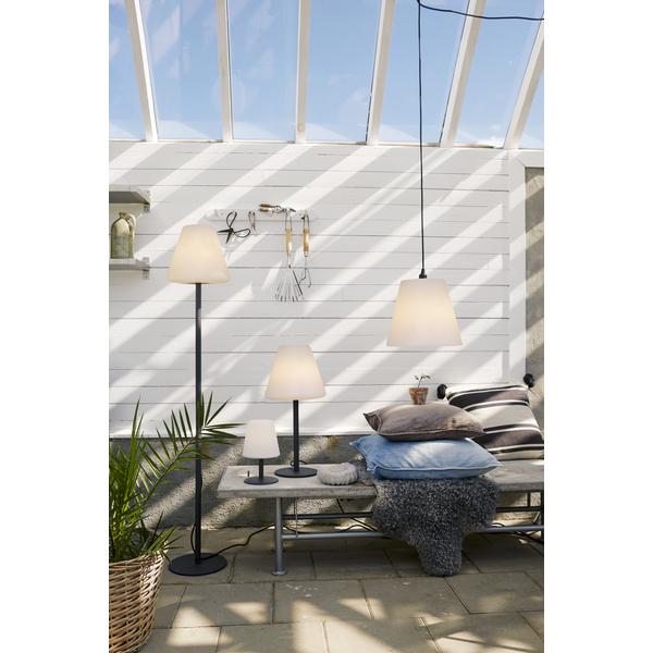 Star Trading, Gardenlight Kreta, Golvlampa 150cm