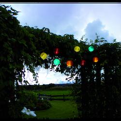 Star Trading, Ljusslinga Festival, Solcell