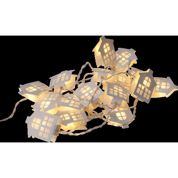Star Trading, Ljusslinga Paper House, Batteridriven