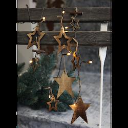 Star Trading, Ljusslinga Natur Stjärnor, Batteridriven