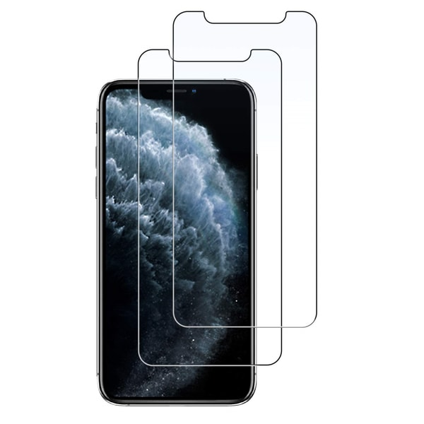 Skärmskydd 2pack Iphone 11 / XR - FRI FRAKT