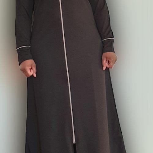 Elegans 2 Abaya