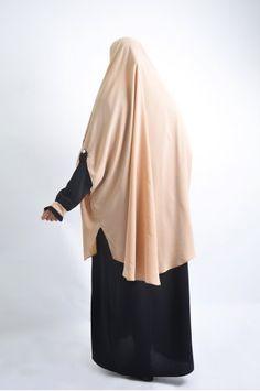 Jilbab Taiba-klänning