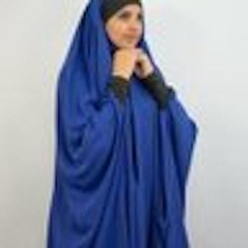 Saudiska jilbab -mini lycra-ärm