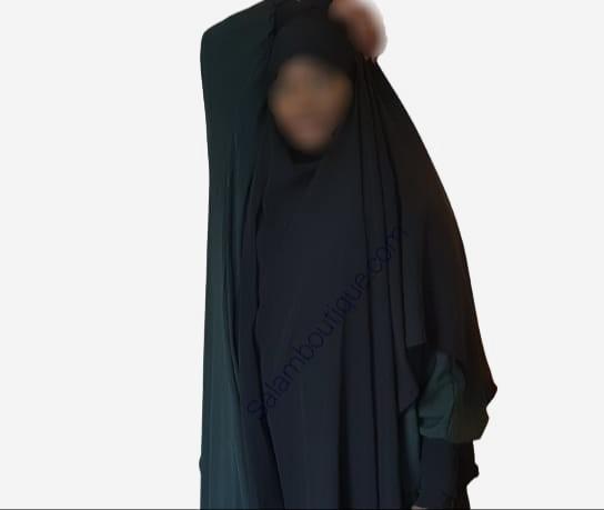 Amira big jilbab- abaya + kkimar