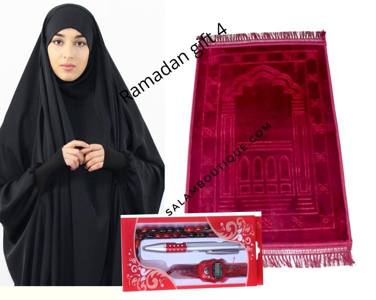 Bönkläder-ramadan gift 4