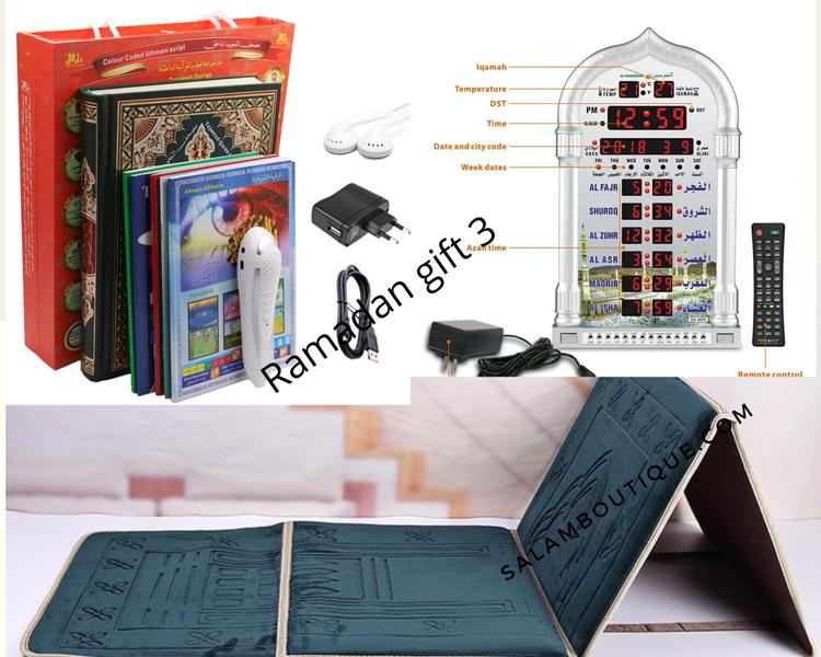 Bönpaket-Ramadan gift 2