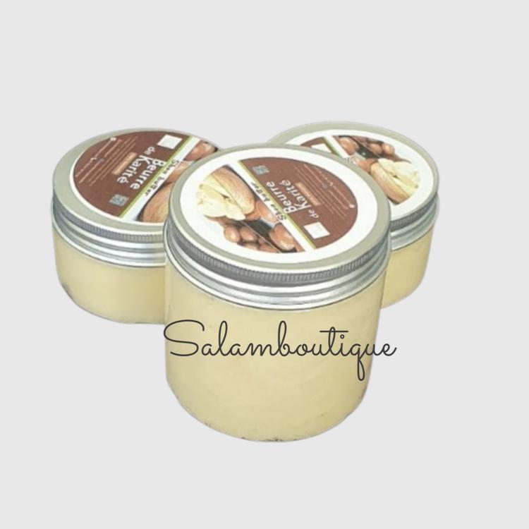 Shea butter/Shea smör-beurre de karité
