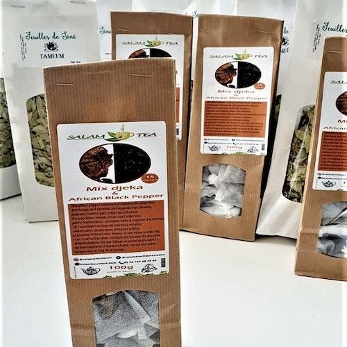 Belly Cleaner- African black pepar mix