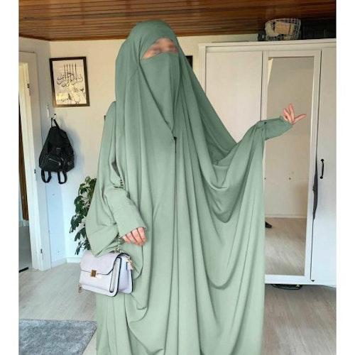 Jilbab Um Hafsa- delar
